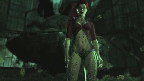 poison ivy batman arkham asylum. Batman: Arkham Asylum - Poison