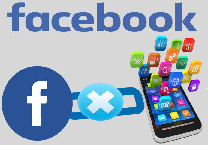 how to delete and reinstall facebook app