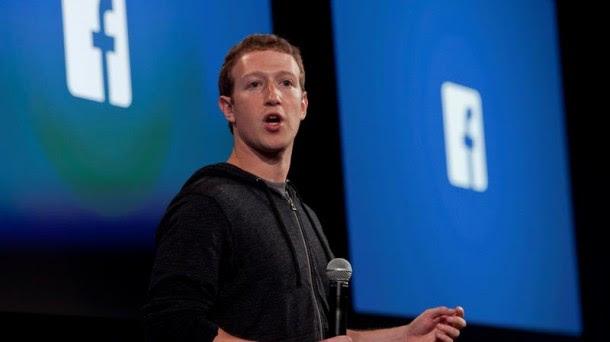Zuckerberg, creador de esta red social, en una presentación. Foto de archivo: EFE