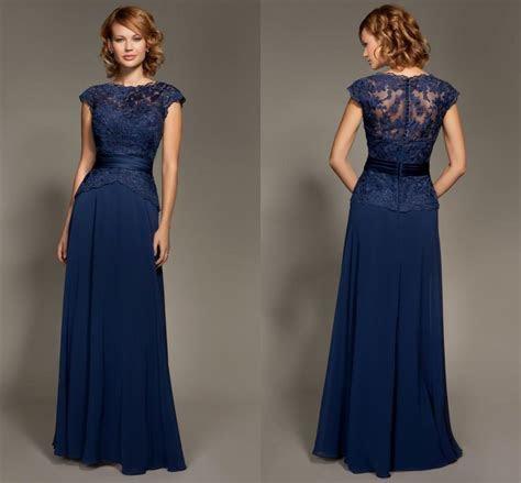 NAVY BLUE BRIDESMAID DRESSES   Yuman Dakren
