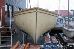 Zijlsloep hull shape