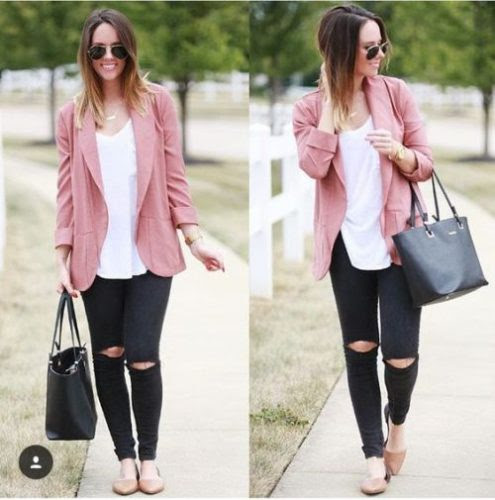 how to dress smart casual in summer   just trendy girls