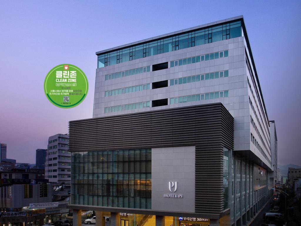 Top 20 khách sạn Seoul được đánh giá cao nhất đầu năm 2021 từ khách hàng đánh giá trên Agoda và Booking