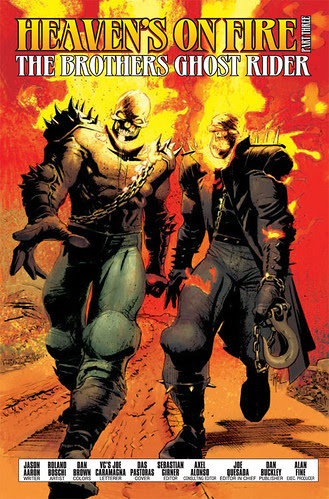 GHOST RIDERS: HEAVEN'S ON FIRE #3 page 5
