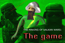 The making of Balkan Wars: The Game