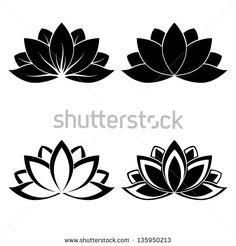 Dibujo Mandala Hindu Flor De Loto