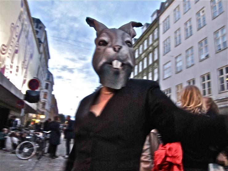 Distortion, Copenhagen 2012