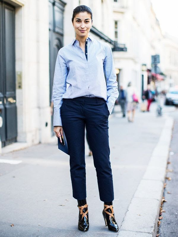 2. Never fear being chic instead of boundary pushing.