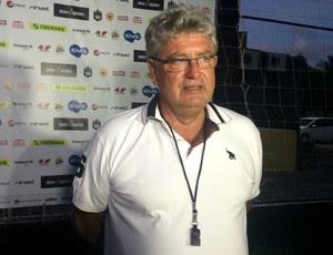 Geninho - técnico do ABC (Foto: Carlos Cruz/GloboEsporte.com)