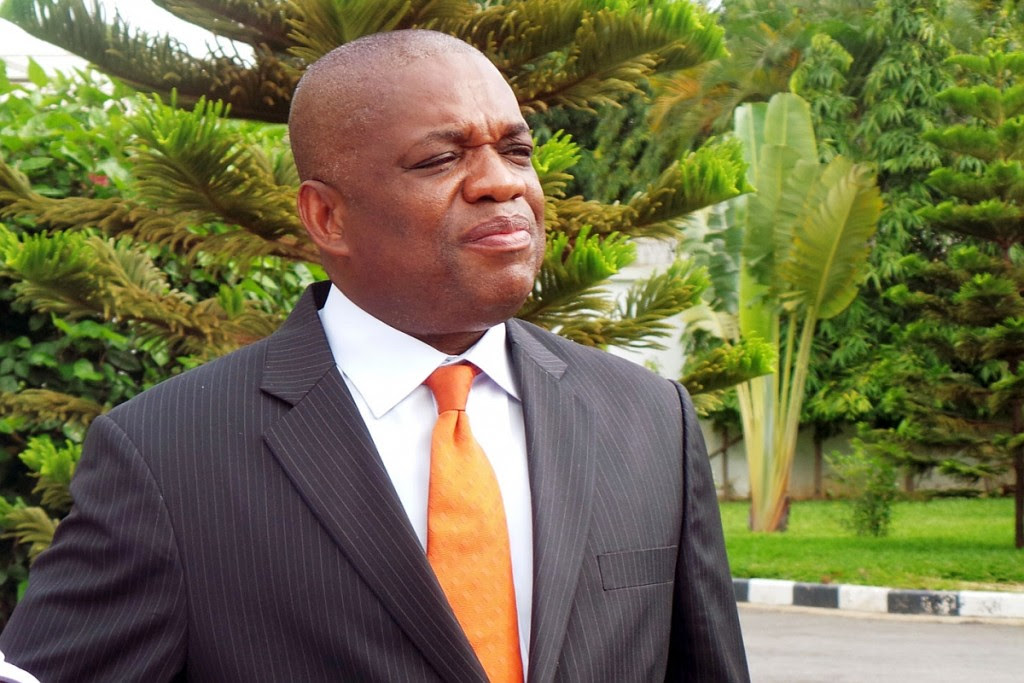 BREAKING: Orji Kalu released from prison