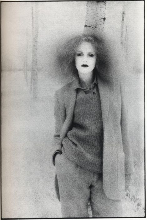 Grace Coddington by David Bailey, 1970s