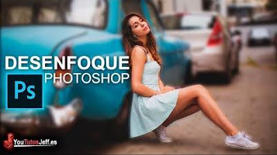 Efecto Desenfoque Photoshop CC - Fácil y Rápido