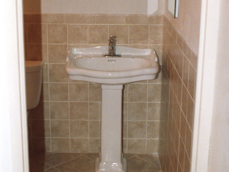 Let Kelley Carpentry update, upgrade or fix your bathroom ...