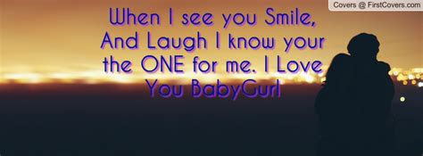 When I See You Smile Quotes