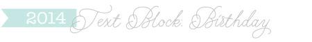 2014textblockbirthday