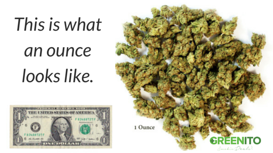 How Many Grams In An Ounce Of Cannabis Smoke
