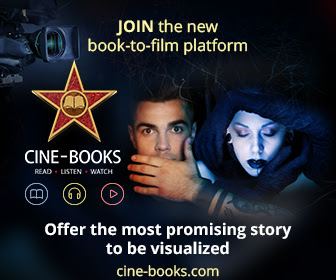 Join the book-to-film platform!