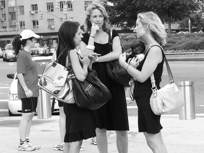 Little Black Dresses, NYC