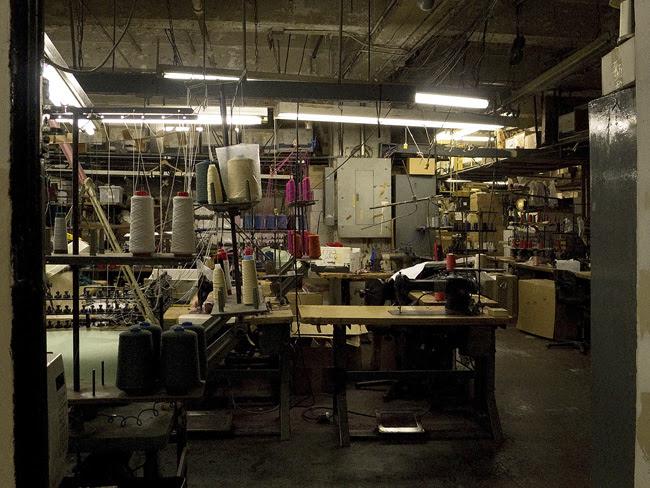 sweatshop, nyc