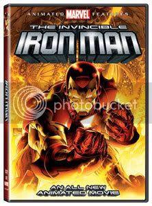 DVD do Homem de Ferro em Janeiro