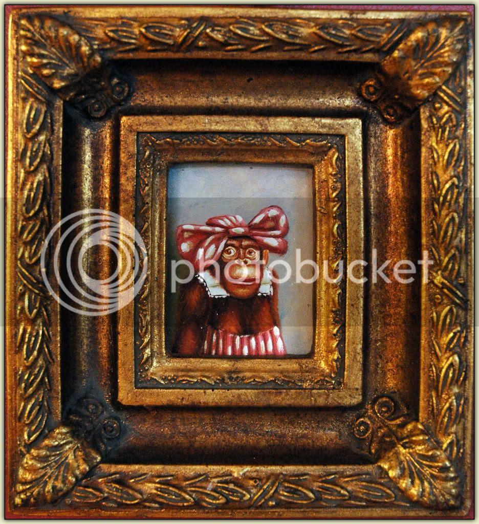 Painted Monkey