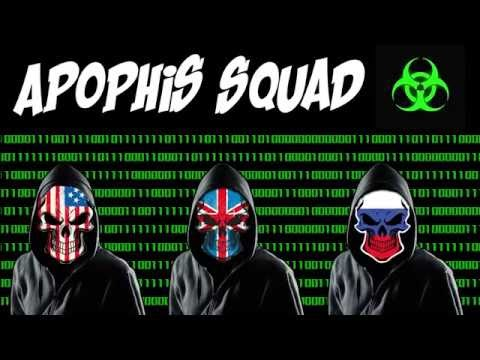Arrest of Notorious Apophis Squad Hacker Group Members