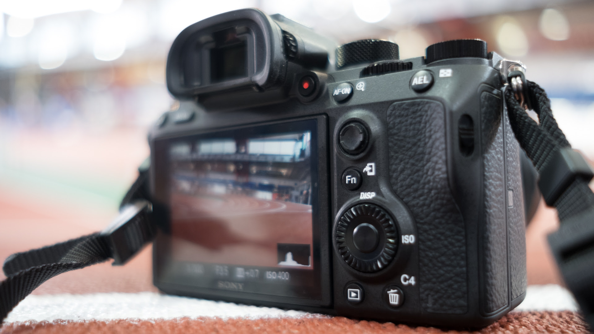 Sony A9 II: does this leaked image show Sony's next full-frame mirrorless camera?