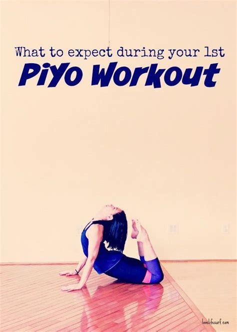 piyo workout piyo