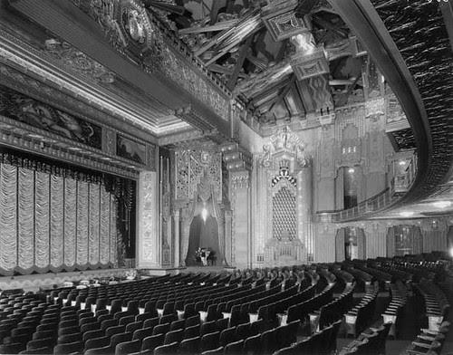 Pantages Auditorium