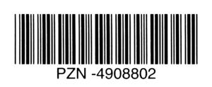 Deutsch: Deutsche Pharmazentralnummer (PZN) mi...