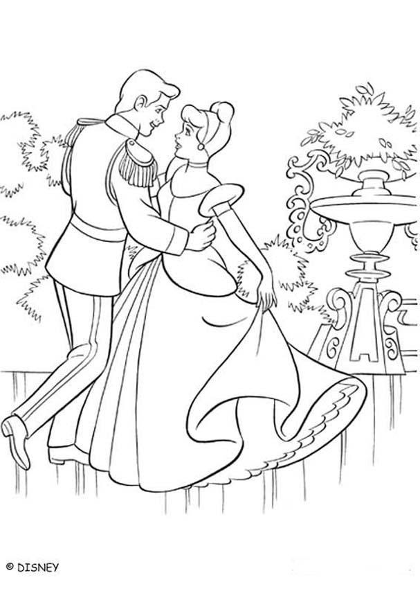 Annette Lux Free Coloring Pages Coloring Pages Cinderella