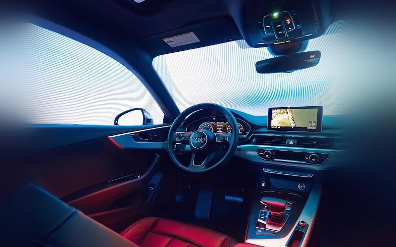 Car Interior Art