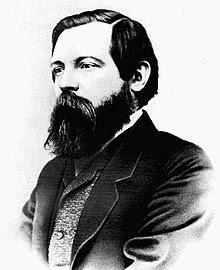 Biografy Friederich Engels