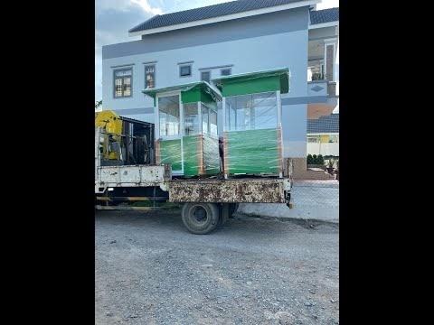 Bốt bảo vệ giá rẻ tại Ninh Thuận