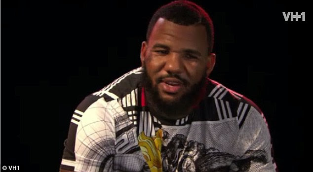 Lawsuit: The Game has been slapped with a $10 million lawsuit by a contestant on his new reality show She's Got Game