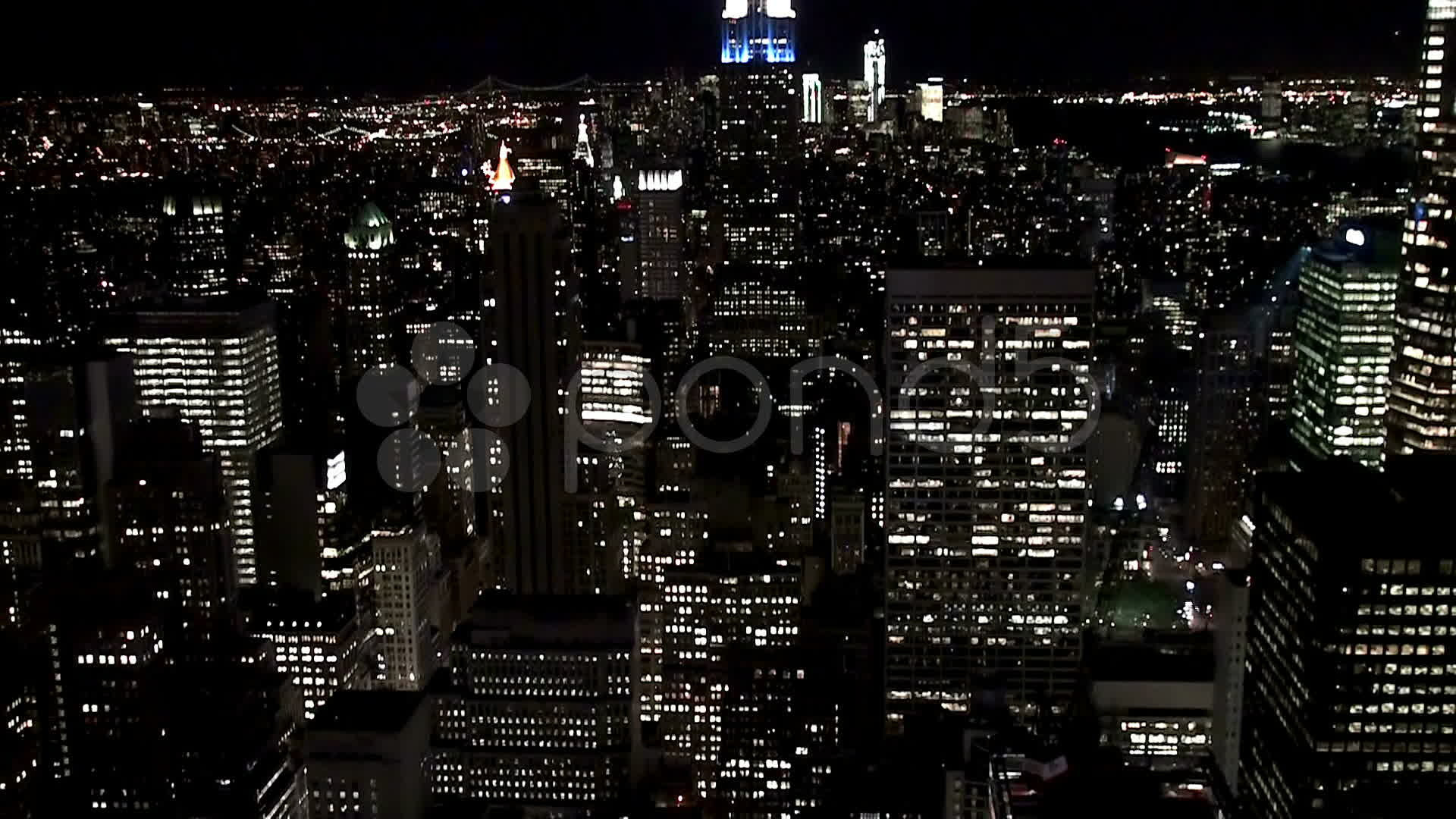 Nighttime City Hd Wallpapers 68 Images