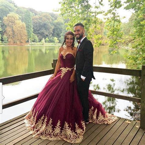 New Arrival Prom Dress,Modest Prom Dress,burgundy Wedding