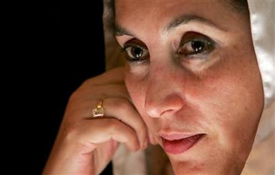 6:16 pm, 27/12, Benazir Bhutto is Dead