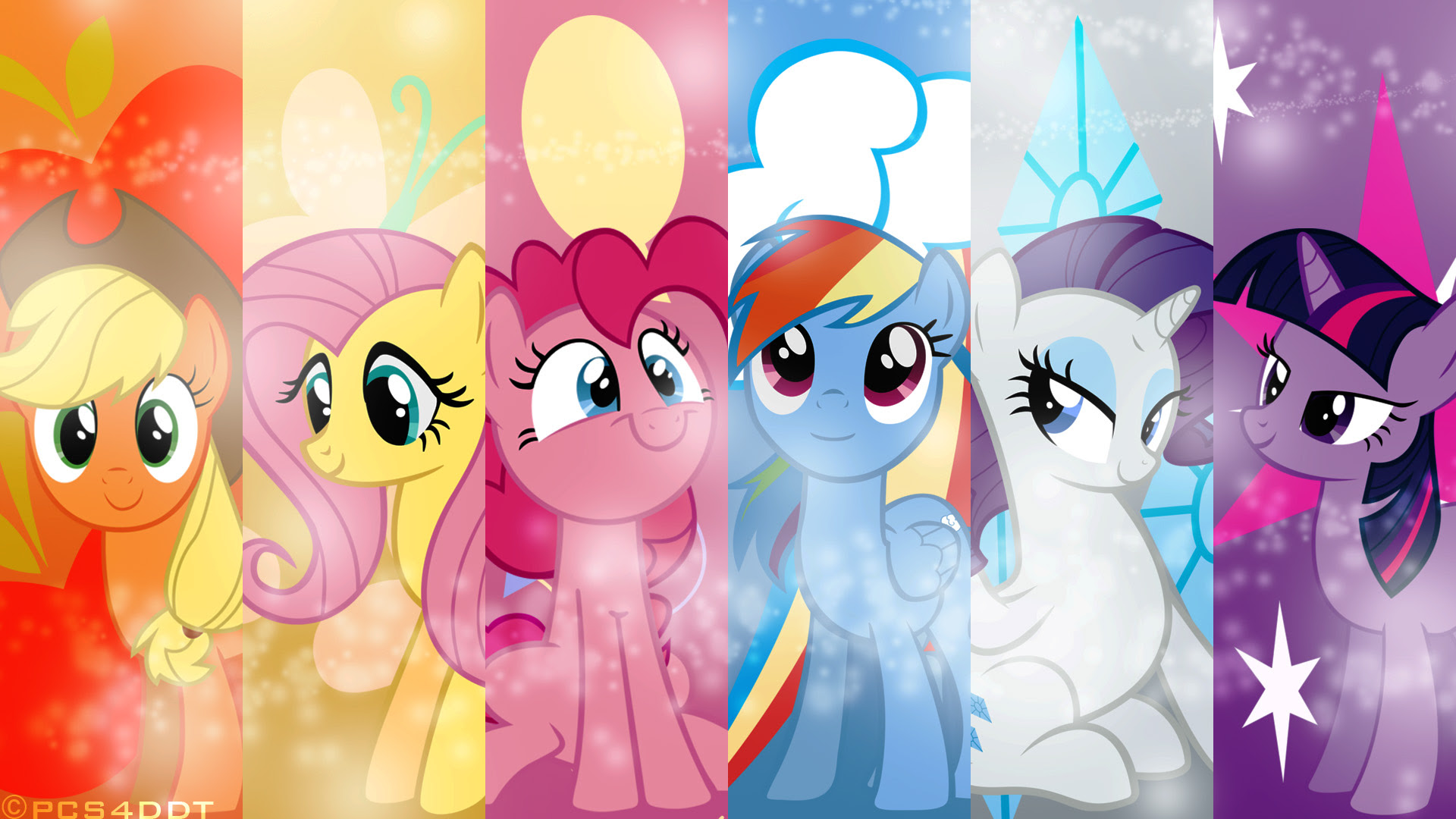 Cute My Little Pony Wallpaper 1920x1080 18183