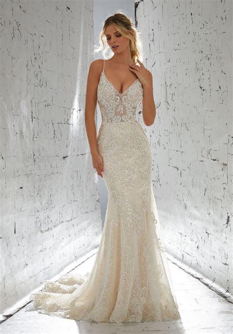 Laurette Wedding Dress   Style 1711   Morilee