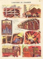 L'histoire du charbon