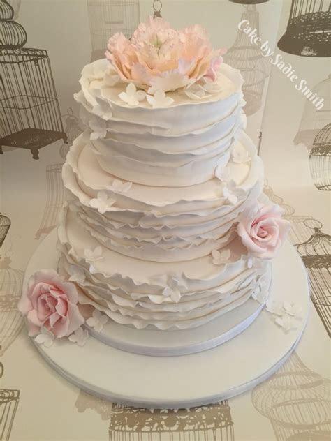 Dorset Wedding Festival   Cake by Sadie Smith