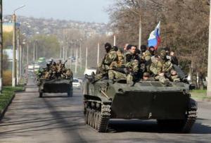 Reprato ucraino passato ai filorussi