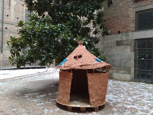 Un albero e una capanna by durishti