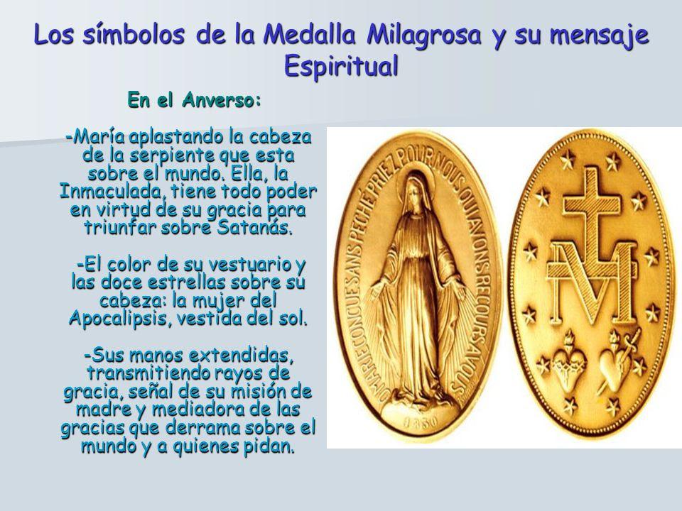 Resultado de imagen de medalla milagrosa