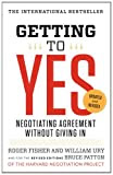Getting to Yes: Negotiating Agreement Without Giving In [Kindle Edition]