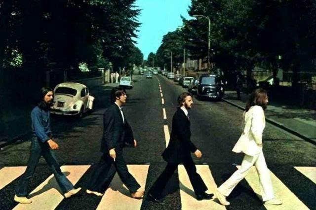 Sessões de gravação dos Beatles em Abbey Road viram musical