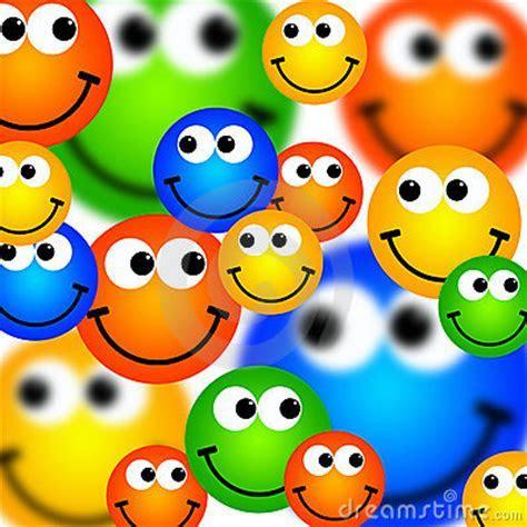 Smileys Background Stock Images   Image: 18772354