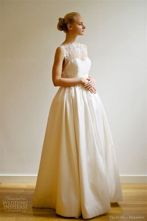 Francesca Miranda Spring 2013 Wedding Dresses   Wedding