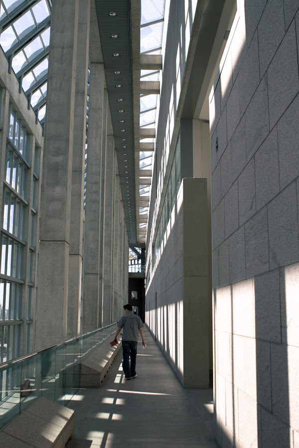 hall way of National Gallery of Canada